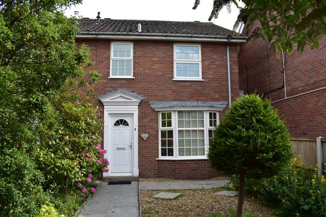 3 bed semi-detached house to rent in Overleigh Road, Chester CH4