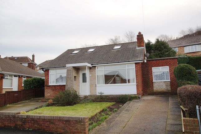 Thumbnail Detached bungalow to rent in Weaponness Valley Road, Scarborough