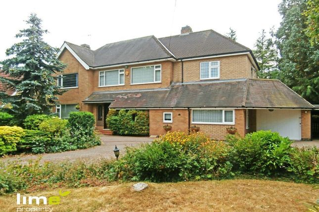 Thumbnail Detached house to rent in Beverley Road, Kirkella, East Yorkshire