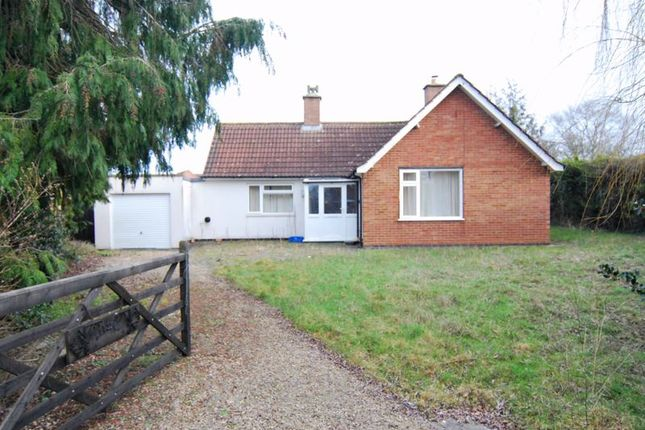 2 bed detached bungalow for sale in Old Road, Hartpury, Gloucester GL19