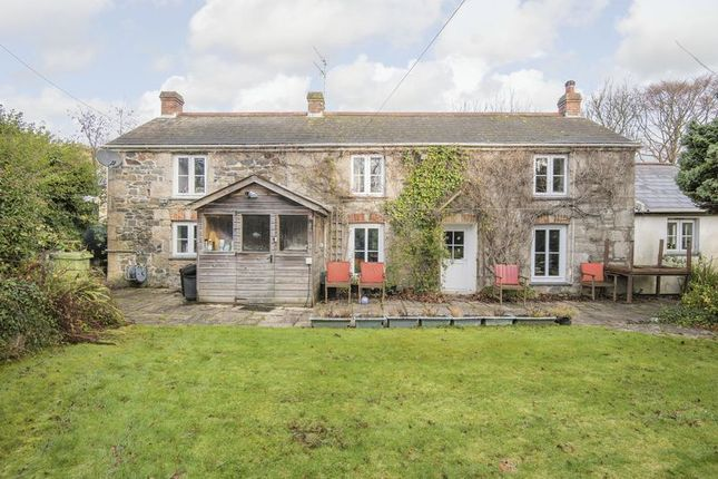 Thumbnail Cottage for sale in Scorrier, Redruth