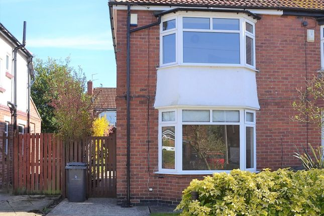 Thumbnail Semi-detached house to rent in White House Dale, York