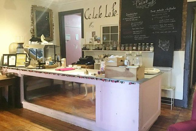 Restaurant/cafe for sale in London Street, New Town, Edinburgh