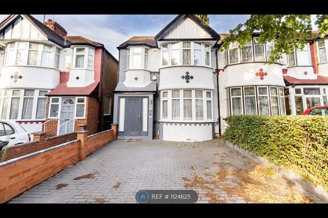 Thumbnail Semi-detached house to rent in St. Augustines Avenue, London
