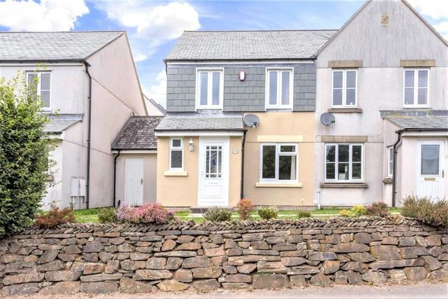 Thumbnail Semi-detached house for sale in Pillmere Drive, Pillmere, Saltash, Cornwall