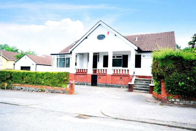 Thumbnail Bungalow for sale in Cyncoed Road, Cyncoed, Cardiff