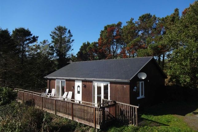 Thumbnail Detached bungalow for sale in 62, Plas Panteidal, Aberdyfi, Gwynedd