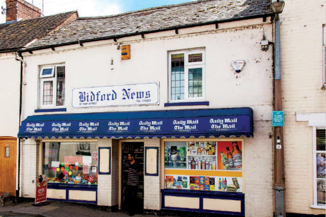Thumbnail Retail premises for sale in High Street, Bidford On Avon
