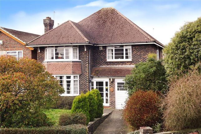 Thumbnail Detached house for sale in St. Floras Road, Littlehampton