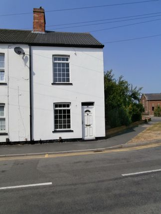 Thumbnail End terrace house to rent in Caistor Road, Laceby