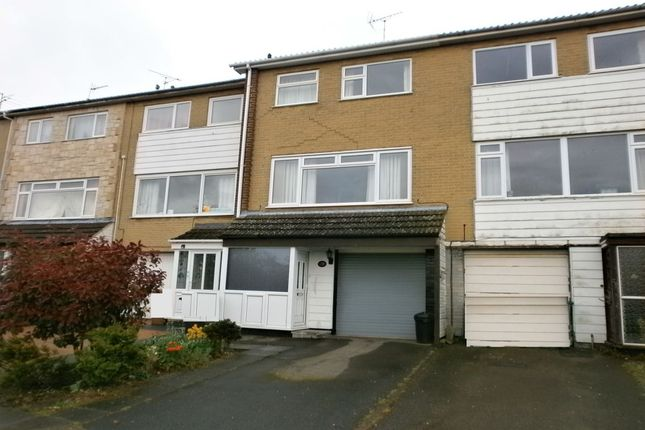 Thumbnail Terraced house for sale in Angus Court, West Town, Peterborough