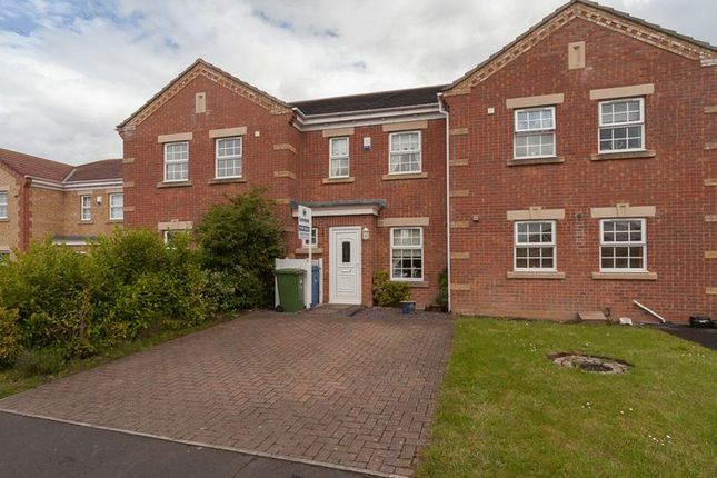 Thumbnail Terraced house for sale in Grosvenor Place, Blyth