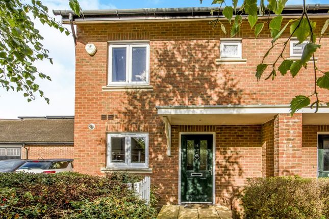 Thumbnail Semi-detached house for sale in Hylton Place, Redhill, Surrey