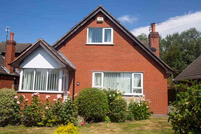 Thumbnail Detached bungalow for sale in Mill View, Freckleton, Preston