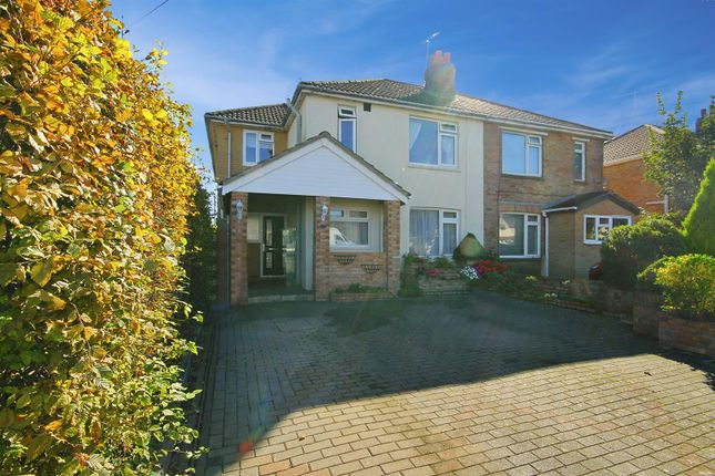 Thumbnail Semi-detached house for sale in Stanley Green Road, Poole