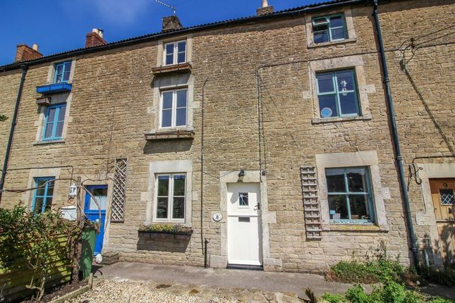 Thumbnail Terraced house to rent in Innox Hill, Frome