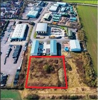 Thumbnail Land for sale in Plot Of Land, Shipston Business Village, Tilemans Lane, Shipston-On-Stour