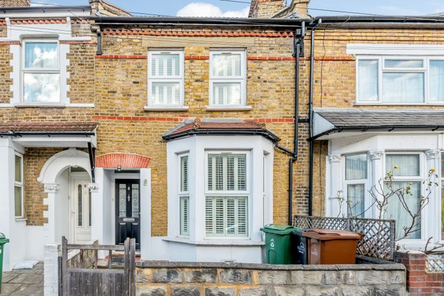 Thumbnail Terraced house for sale in 8 Grove Road, London