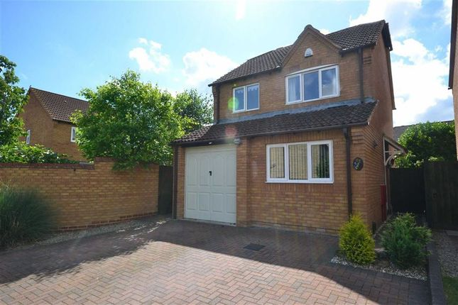 Thumbnail Detached house to rent in The Causeway, Quedgeley, Gloucester