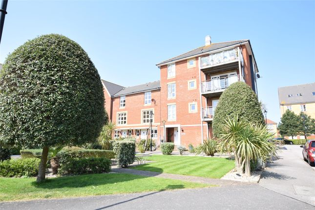 Thumbnail 2 bed flat to rent in Caroline Way, Eastbourne, East Sussex