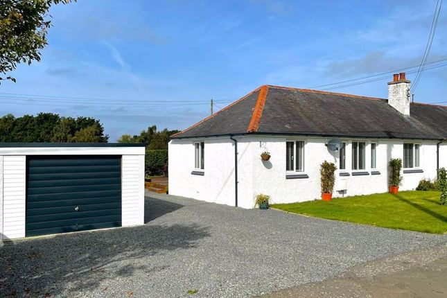Thumbnail Semi-detached bungalow for sale in St. Quivox, Ayr