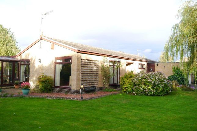 Thumbnail Detached bungalow for sale in Willow Way, Ponteland, Newcastle Upon Tyne