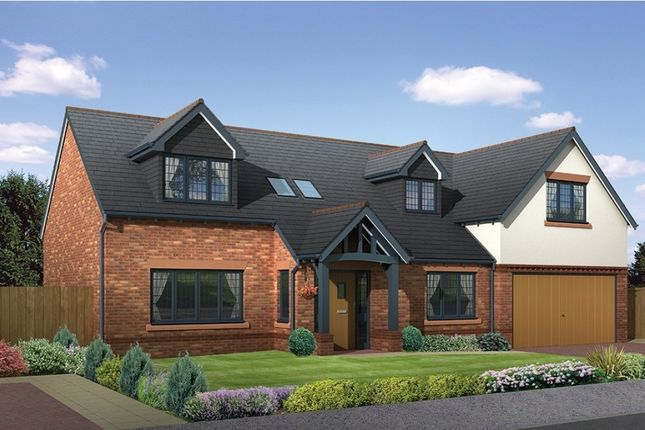 """Thumbnail Detached house for sale in """"The Wilmslow"""" at Moor Lane, Wilmslow"""