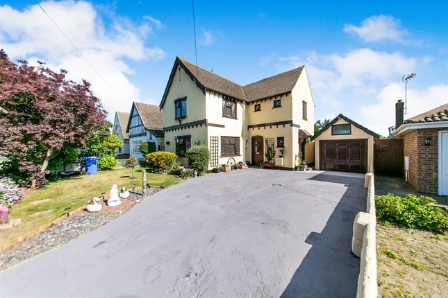 Thumbnail Detached house for sale in Park Square East, Jaywick, Clacton-On-Sea