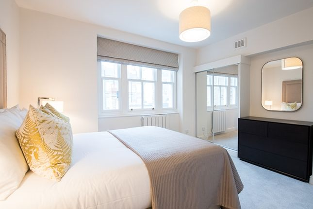 Master Bedroom of Nottingham Place, London W1U