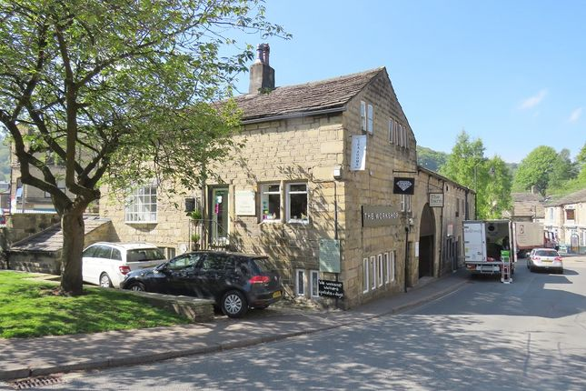 Thumbnail Restaurant/cafe for sale in Hollins Place, Hebden Bridge