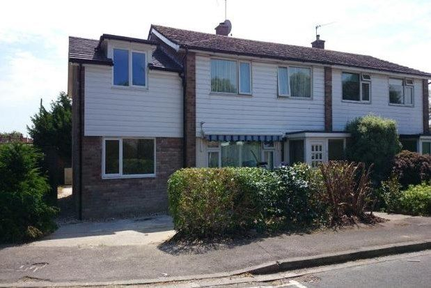 Thumbnail Property to rent in Lime Close, Chichester