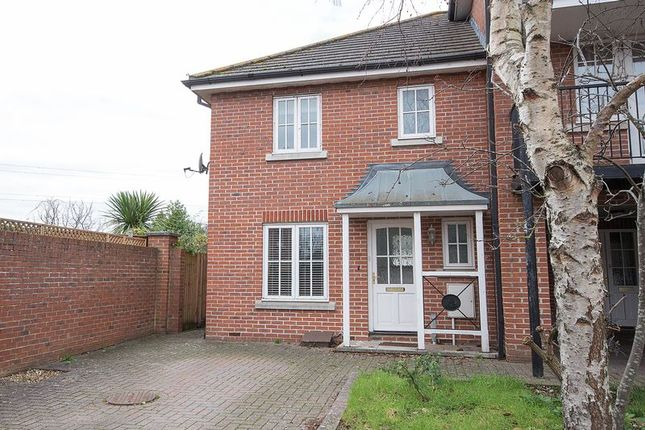 Thumbnail End terrace house for sale in Admiralty Way, Marchwood, Southampton