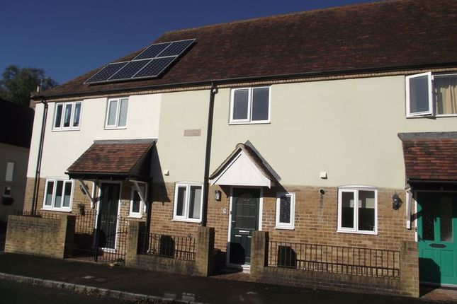 Thumbnail Terraced house for sale in Meadow Bottom, Stratton, Dorchester