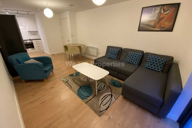 1 bed flat to rent in Jersey Street, Manchester M4