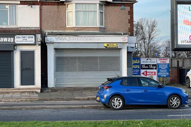 Thumbnail Commercial property to let in Torrington Avenue, Coventry