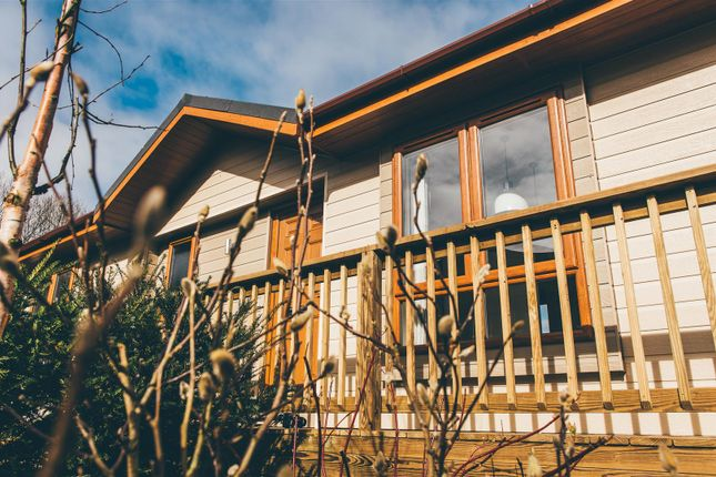 Thumbnail Mobile/park home for sale in Derwent Way, Whatstandwell, Matlock
