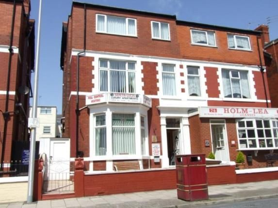 Thumbnail Terraced house for sale in Palatine Road, Blackpool, Lancashire