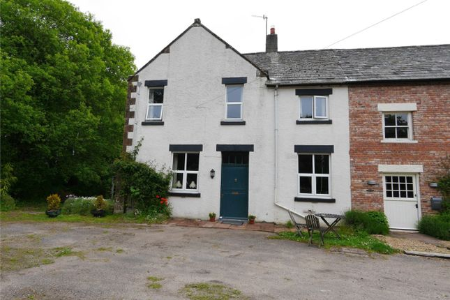 Thumbnail End terrace house for sale in Holmrook Hall, Holmrook, Cumbria