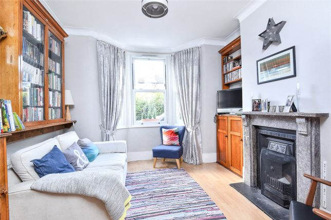 Thumbnail Terraced house to rent in Woodlands Park Road, Harringay, London