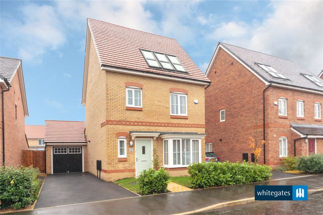 Thumbnail Detached house for sale in Lightoaks Drive, Halewood, Liverpool, Merseyside