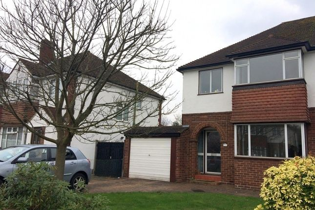 Thumbnail Semi-detached house to rent in Benedict Drive, Bedfont, Feltham