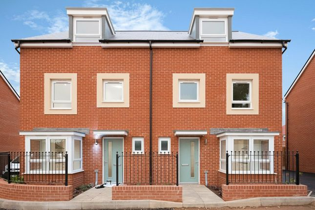 Thumbnail Semi-detached house to rent in Sunflower Road, Lyde Green, Bristol