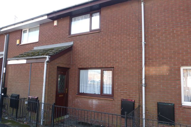 Thumbnail Terraced house for sale in Leonard Street, Hull