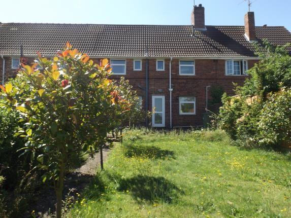 Thumbnail Terraced house for sale in Kirklington Road, Rainworth, Mansfield, Nottinghamshire