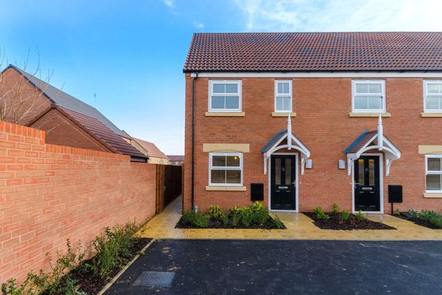 2 bed end terrace house for sale in Poppy Place, Newark