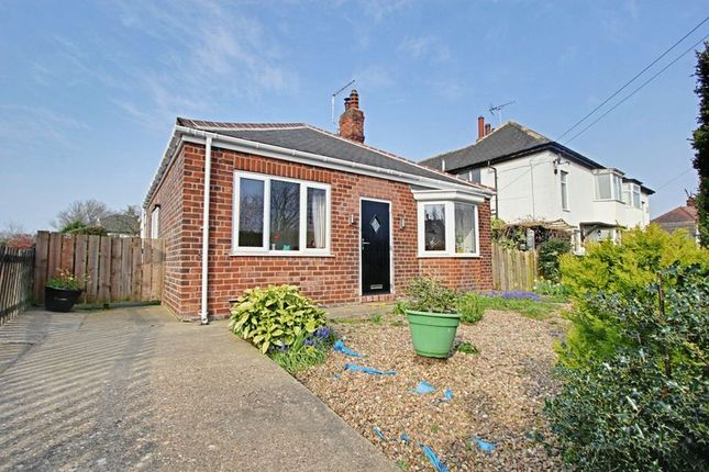 Thumbnail Detached bungalow for sale in Southwood Avenue, Cottingham