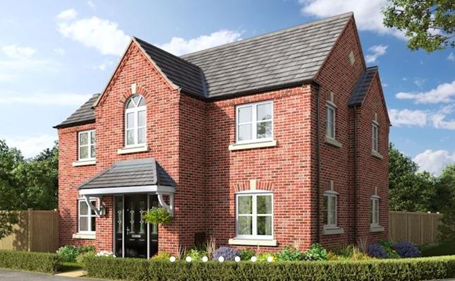 Thumbnail Detached house for sale in The Bereton, Hoyles Lane, Cottam, Preston, Lancashire