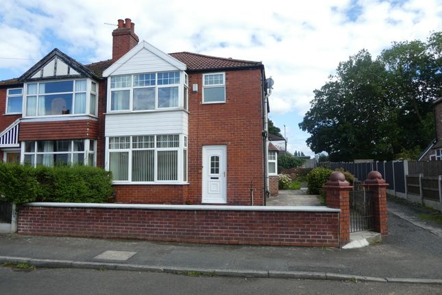 Thumbnail Semi-detached house to rent in Saddlewood Avenue, Didsbury, Manchester