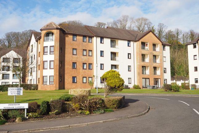 Thumbnail Flat to rent in Underbank, Largs, North Ayrshire KA308Ss
