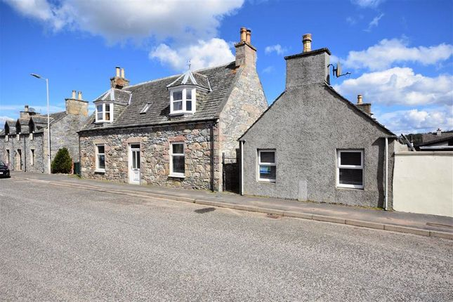 Thumbnail Cottage for sale in Main Street, Tomintoul, Ballindalloch